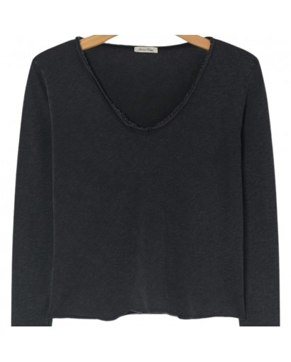 Tee-shirt SON02 Noir Vintage