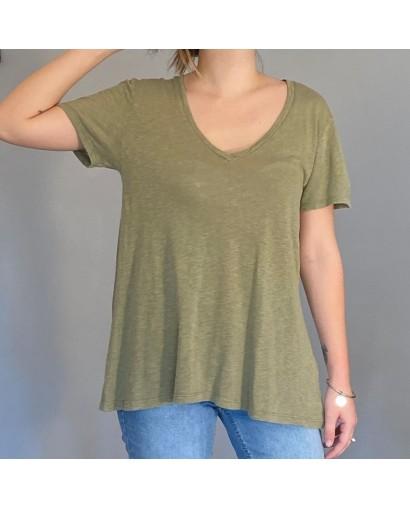 Tee-shirt Kobi57 Olive...